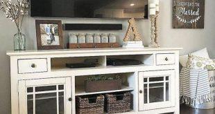 +28 Secrets To Home Decor Ideas Living Room Rustic Farmhouse Style 68