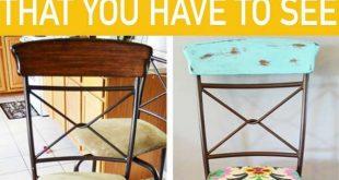 30 Unbelievable Before & After Furniture Flip Ideas