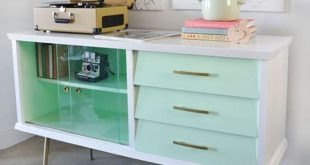 13 Mid-Century Modern Furniture Makeovers You Have to See to Believe - DIY Proje...