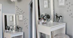 22 Small Dressing Area Ideas Bringing New Sensations into Interior Design