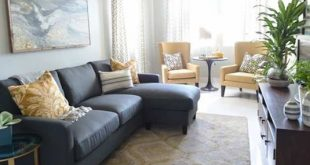 6 Tips for Fixing Problems in a Narrow Living Room