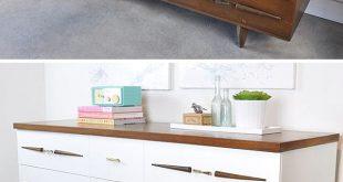 Before and After: Vintage Dresser