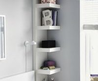 IKEA Fan Favorite: LACK shelf. Narrow shelves help you use small wall spaces eff...