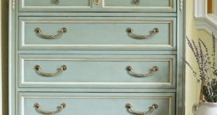 One Day Painting with Chalk Paint Makeover