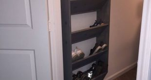 PREPARE A PRACTICAL HOME DECOR STORAGE SPACE FOR YOUR BELOVED SHOES. - Page 23 of 50
