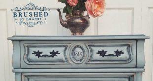 Savannah Mist Chalk Paint - Light Blue Paint - Free Shipping at 50.00 - Dixie Belle Chalk Paint - Farmhouse Paint - Furniture Paint