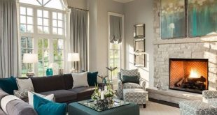 Worried About Going Gray? Don't Be. These Living Room Decor Ideas Show The Multitude of Possibilities